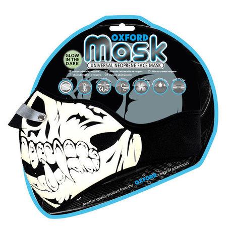 MASK - GLOW SKULL (OX-NW500)