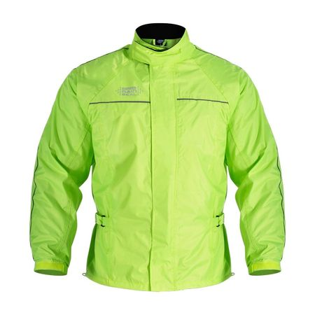RAINSEAL OVER JACKET M - YELLOW FLUO