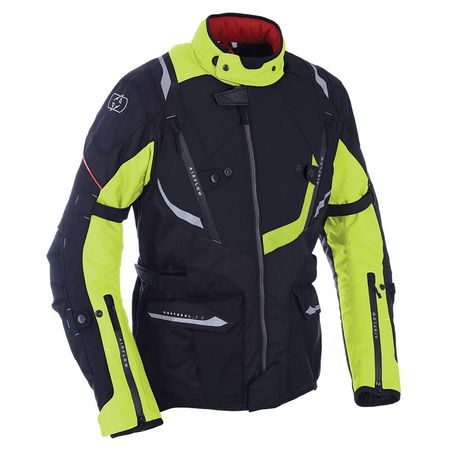 MONTREAL 3.0 MEN JACKET NEGRU/ FLUO S