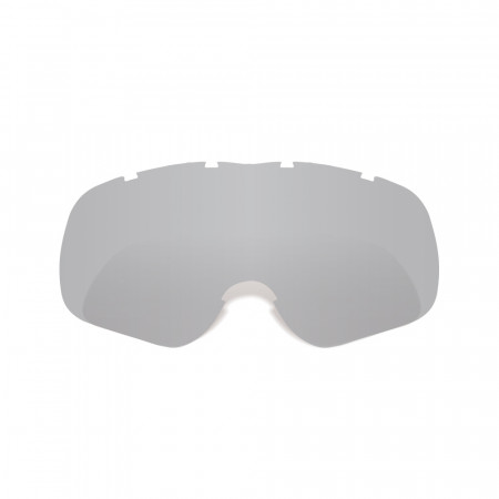 OXFORD - Fury Silver Tint Lens