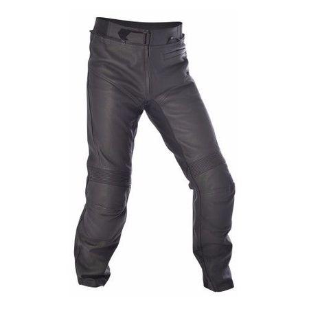 PANTALONI MOTO FREEWAY MEN PIELE PANTS BLACK XL/38