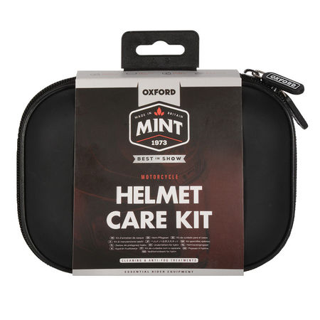 OXFORD MINT - HELMET CARE KIT