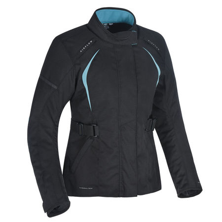 DAKOTA 2.0 WOMEN JACKET NEGRU BABY BLUE 10