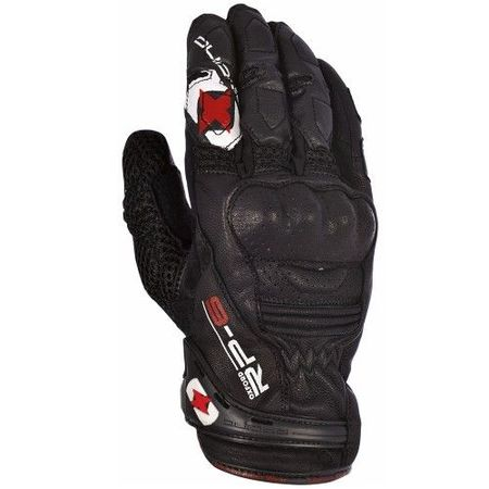 MANUSI RP-6 GLOVES TECH BLACK M