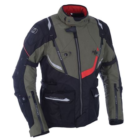 MONTREAL 3.0 MEN JACKET ARMY GREEN M