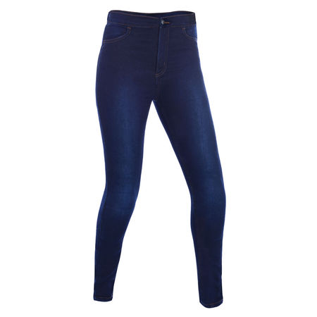 JEANS SUPER JEGGINGS INDIGO SHORT LEG 6