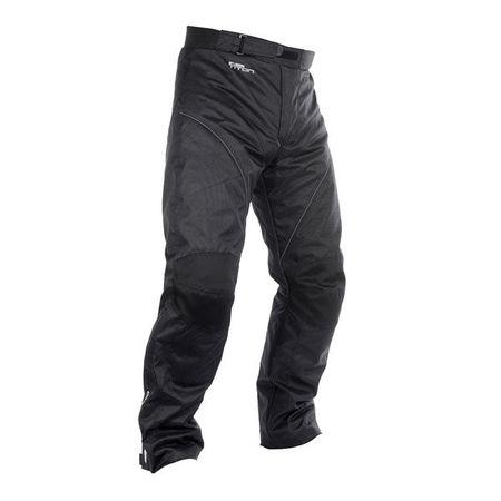 PANTALONI MOTO TITAN 2.0 MEN TEXTILE SHORT PANTS BLACK 3XL/42