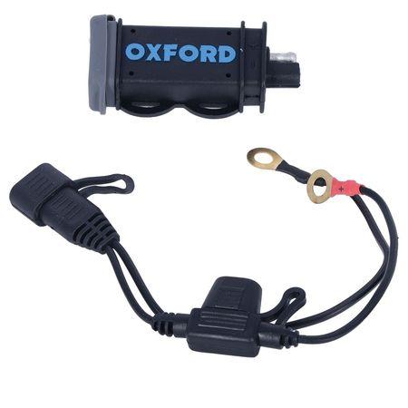USB 2.1AMP FUSED POWER CHARGING KIT