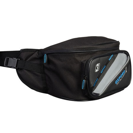 1ST TIME WAIST PACK - BLACK