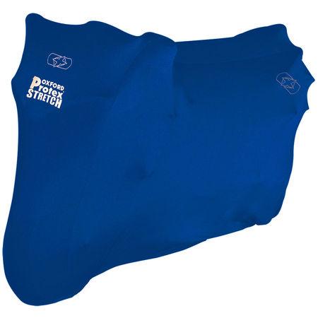 HUSA MOTO PROTEX - STRETCH PREMIUM pentru interior, albastru L