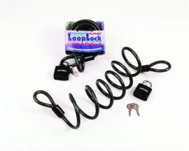 LOOP LOCK JUNIOR 1.8M X 10mm - SMOKE