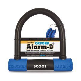ALARM - D SCOOT (200mm X 196MMW X 16MM)