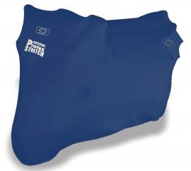 HUSA MOTO PROTEX - STRETCH PREMIUM pentru interior, albastru XL