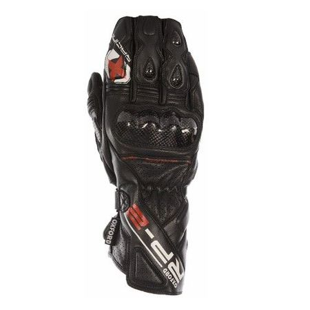 MANUSI RP-2 SUMMER GLOVES TECHBLACK 4XL