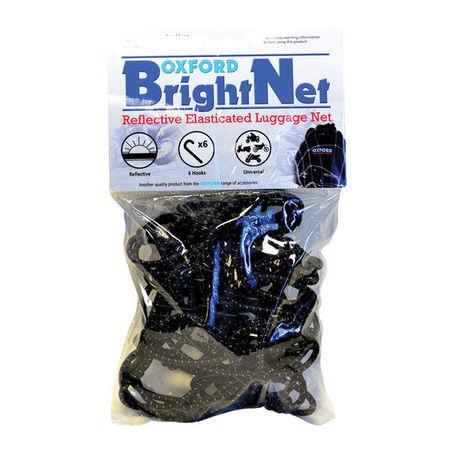 BRIGHT NET - NEGRU/REFLECTIVE (OX-OF124)