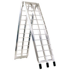 ALUMINIUM LOADING RAMP - ALLOY (OX-OF239)