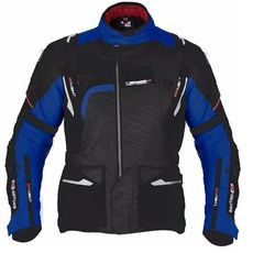GEACA MOTO MONTREAL 2.0 MEN MID JACKET BLK/BLUE XL/44