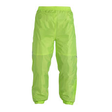 RAINSEAL OVER TROUSERS L - YELLOW FLUO