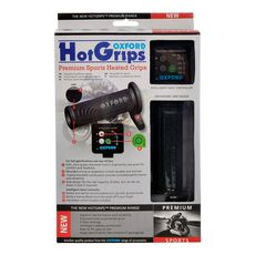 HOTGRIPS PREMIUM SPORTS WITH V8 SWITCH