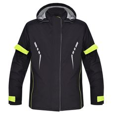 STORMSEAL OVER JACKET 4XL - NEGRU