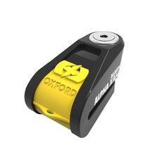 ALPHA XA14 ALARM STAINLESS DISC LOCK (14mm PIN)