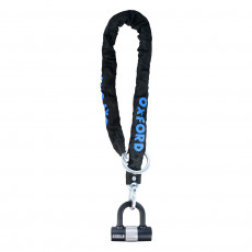 OXFORD - Chain8 Chain Lock & Mini Shackle 8mm x 1000mm