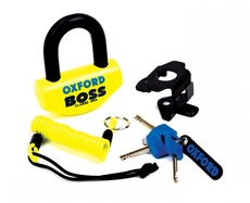BIG BOSS DISC LOCK -16mm SHACKLE