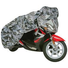 HUSA MOTO / SCOOTER AQUATEX - CAMUFLAJ, small (S)