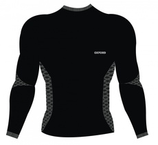 BLUZA DE CORP Base Layer Top L/XL