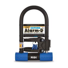 ALARM - D MIDI (253mm X 173MMW X 14MM)