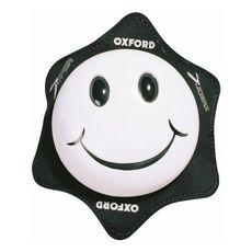 SMILEY KNEE SLIDERS ALB (OX-OF264)