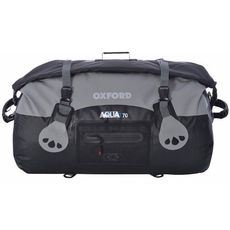 AQUA T-70 ROLL BAG - NEGRU/GREY (OX-OL992)