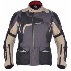 GEACA MOTO MONTREAL 2.0 MEN LONG TEXTILE JACKET DESERT XL/44