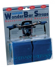 WONDER BAR STRAPS - NEGRU/BLUE