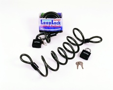 LOOP LOCK JUNIOR 1.8M X 10mm - SMOKE