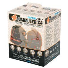 COMMUTER X4 FIBRE OPTIC REAR LIGHT