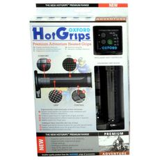 HOTGRIPS PREMIUM ADVENTURE WITH V8 SWITCH