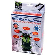 SUPER - WONDERBAR STRAPS - NEGRU