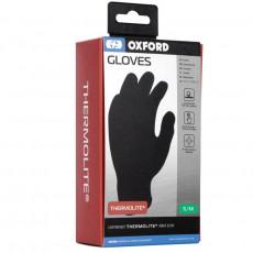 OXFORD - Gloves Knit Thermolite Black, L/XL