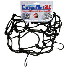 PLASA BAGAJE (CARGO NET) XL 15 INCH SQUARE - NEGRU