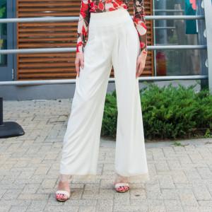 Елегантен панталон с широка кройка