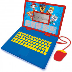 Laptop educational Lexibook Paw Patrol, 124 de activitati