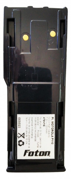 Acumulator pt. MOTOROLA P110 NiCd