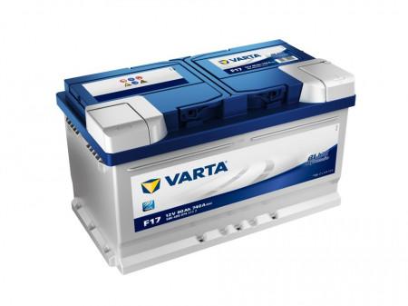 Acumulator Varta Blue 80Ah 740A 580406074