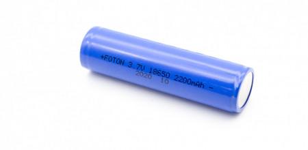 Acumulator Foton Li-Ion 18650 3.7V 2200mAh