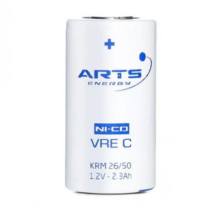 Acumulator NiCd Arts VRE-C 1.2V 2300mAh