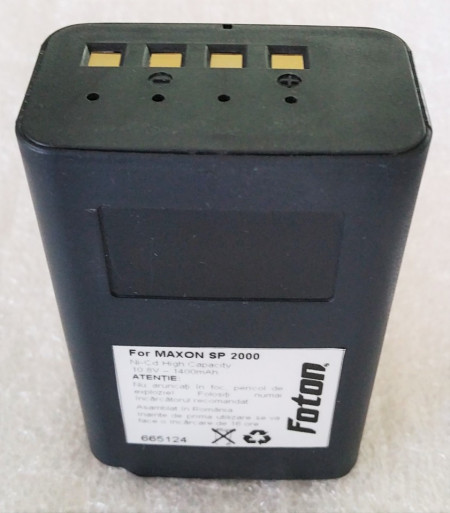Acumulator NiCd pt MAXON SP2000 7.5V 1400mAh