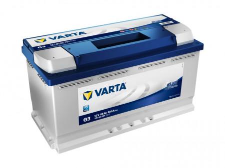 Acumulator Varta Blue G3 95Ah 800A 595402080
