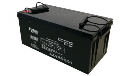 Acumulator stationar Foton FD 12V 200Ah