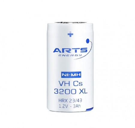Acumulator VH CS Arts (Saft) 1.2V 3200mAh